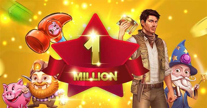 Mr Smith Casino - 1 Million Free Spins
