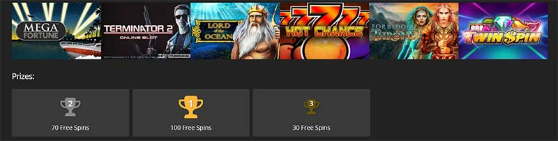 Energy Casino Slot Tournament Example