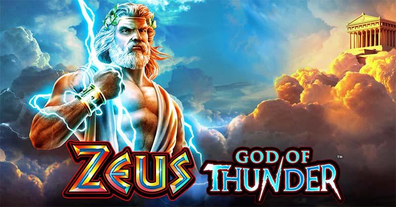 Zeus God Of Thunder Slot