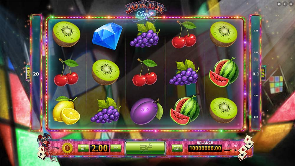 Joker Spin Slot - BeeFee Games