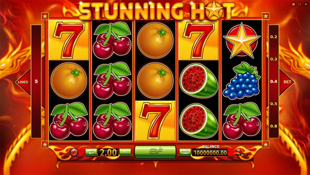 Stunning Hot Slot - BeeFee Games