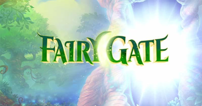 Fairy Gate Slot Logo