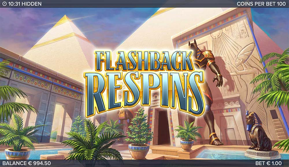 Hidden Slot - Flashback Respins