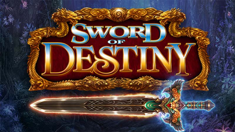 Sword of Destiny Slot Logo