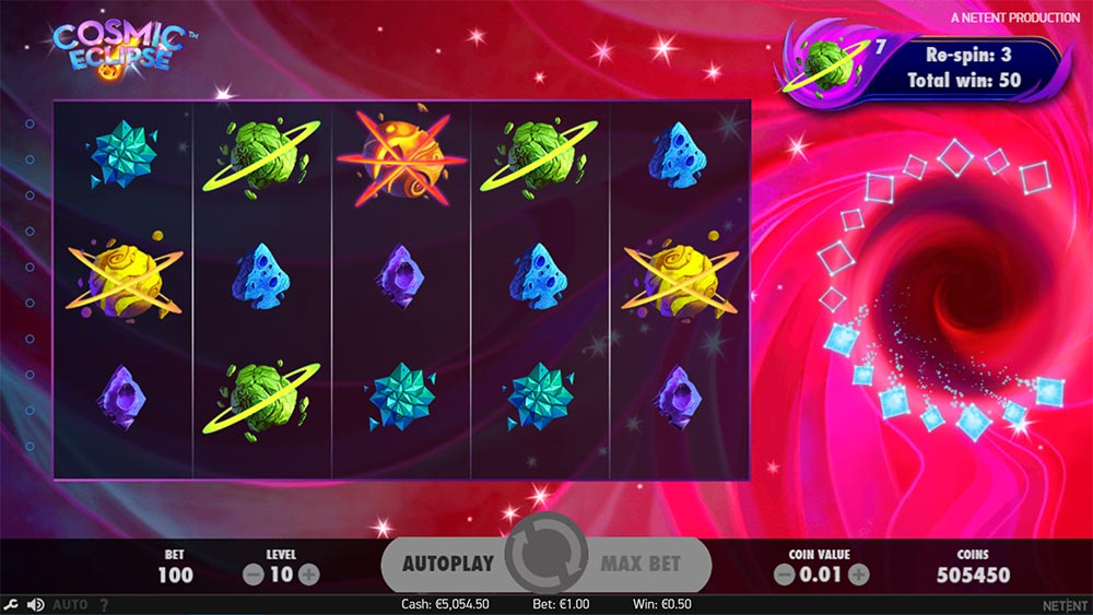 Cosmic Eclipse Slot - Symbol Collection