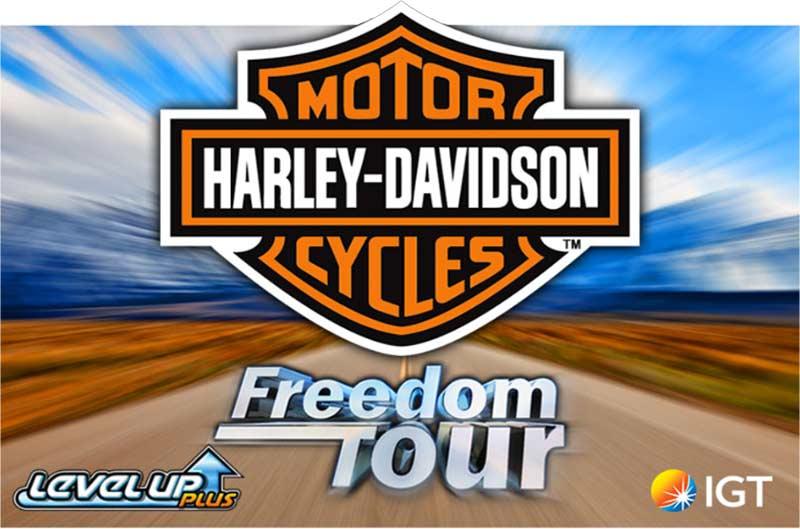 Harley Davidson Freedom Tour - Casumo Casino