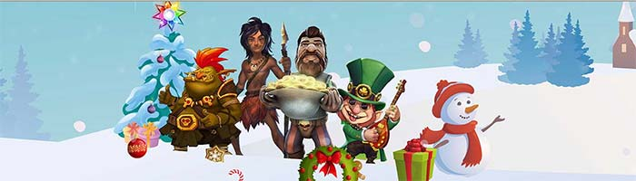 Mr Smith Casino - Christmas Promotions 2017