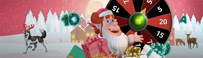 Slotty Vegas Casino Christmas Promotions 2017