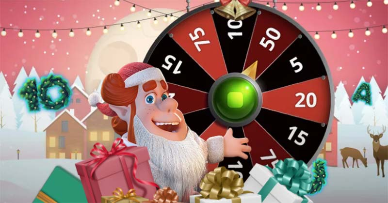 Slotty Vegas Xmas Promotions for 2017