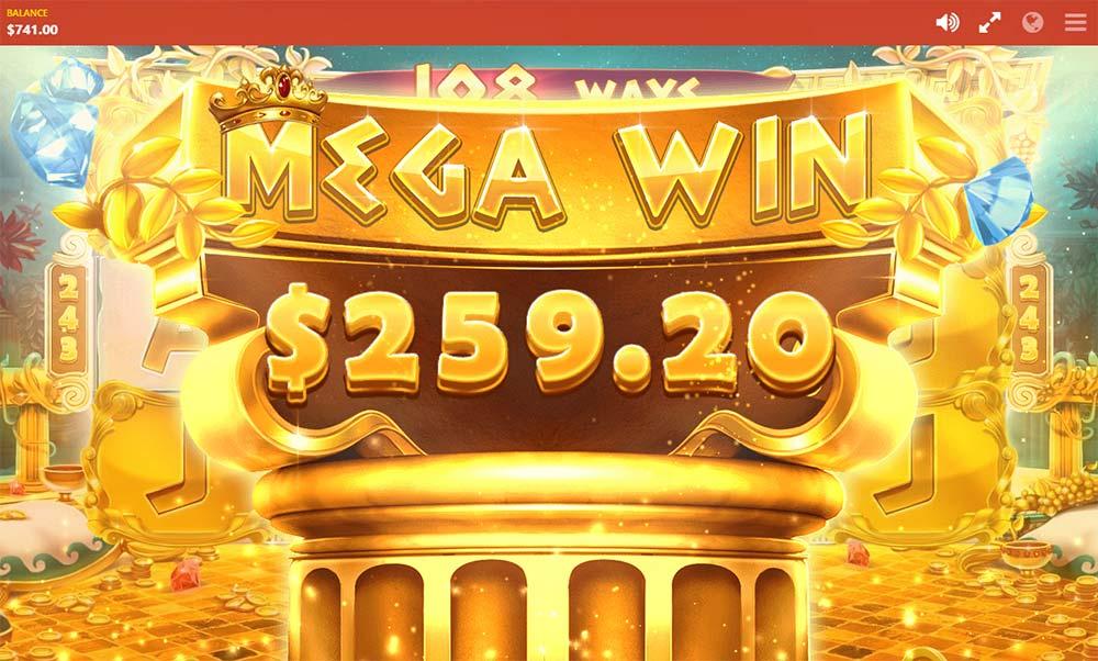 Midas Gold Slot - Mega Big Win