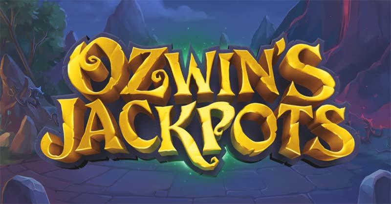 Ozwin's Jackpots Slot Logo