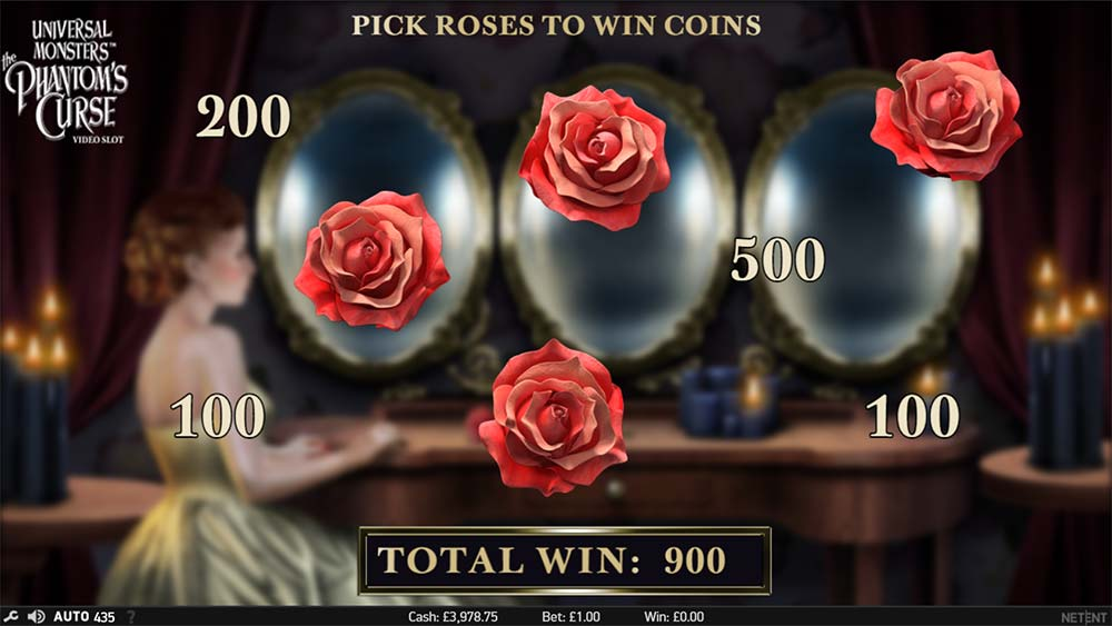 Phantom's Curse Slot - Picking Round
