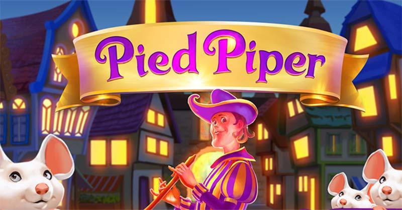 Pied Piper Slot Logo