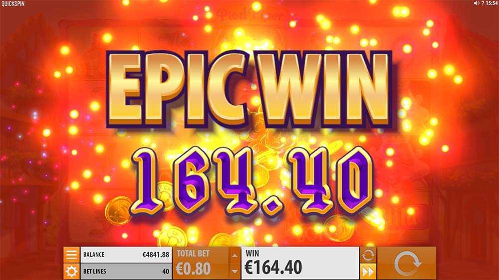 Pied Piper Slot - Epic Win