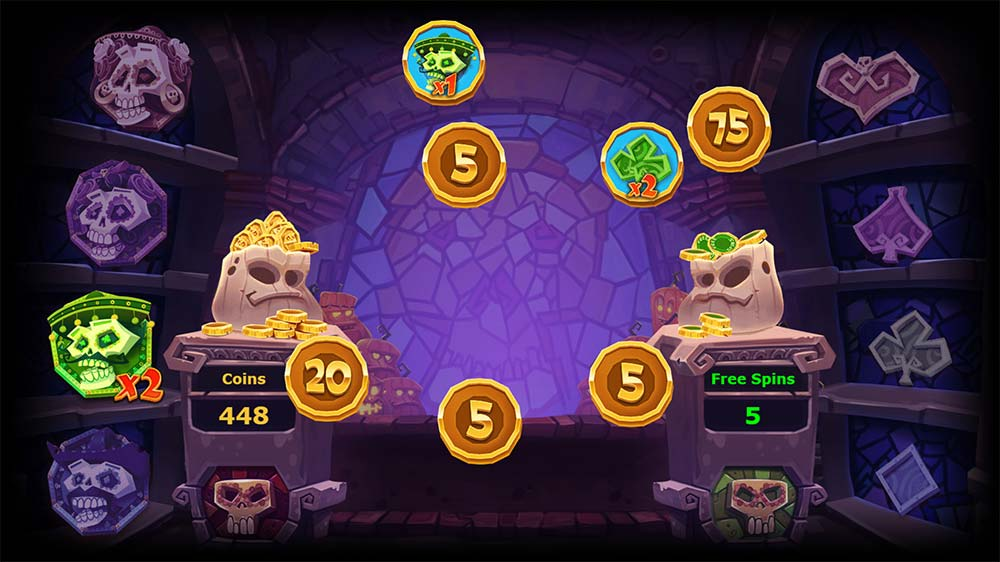 Pumpkin Smash Slot - Bonus Smashing Round