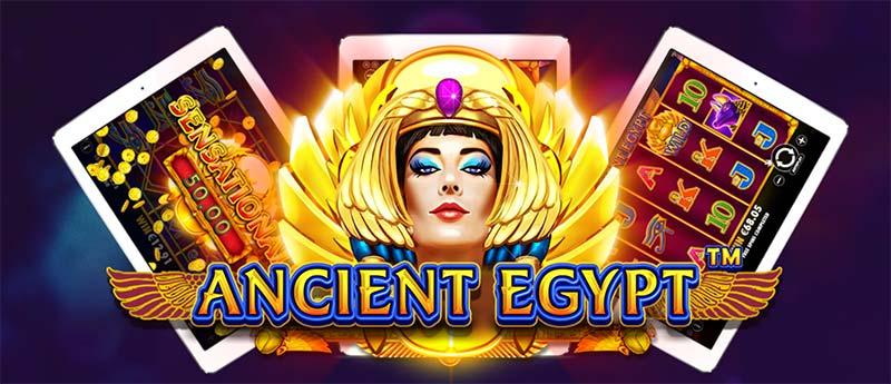 Ancient Egypt Slot Logo