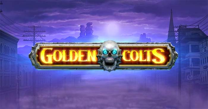 Golden Colts Slot Logo