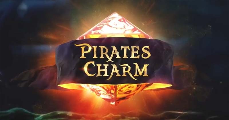 Pirate's Charm Slot Logo