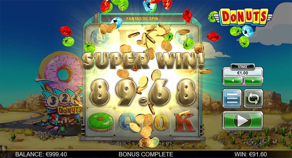 Donuts Slot - Super Win