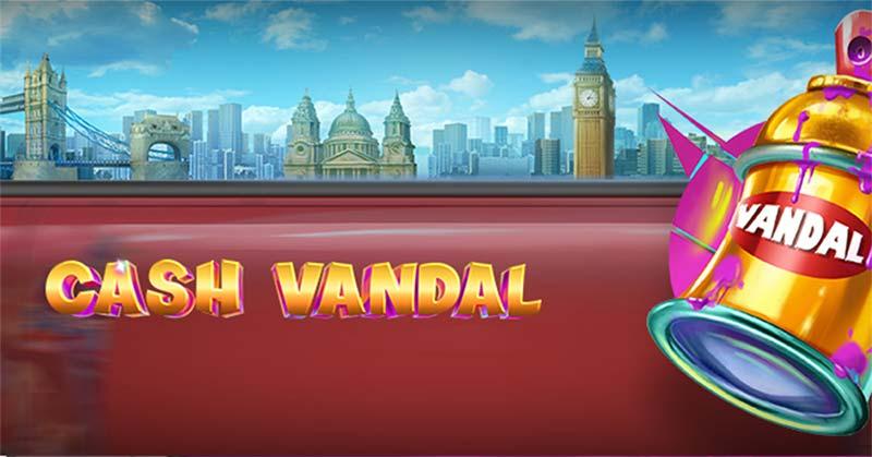 Cash Vandal Slot Logo