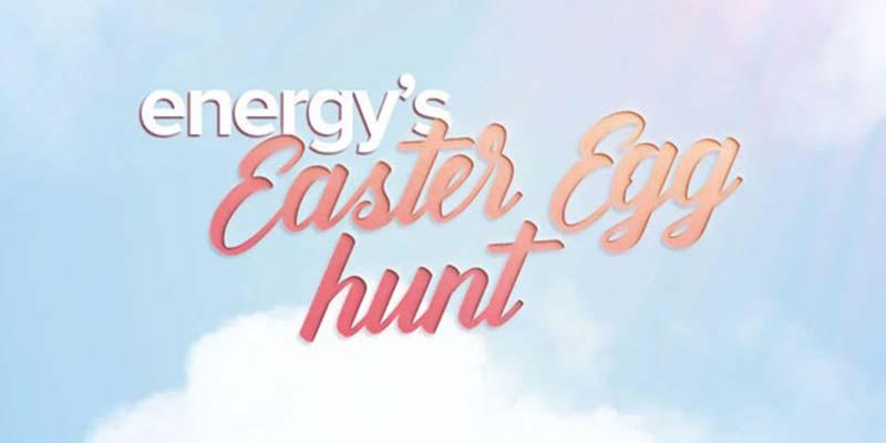 Energy Casino Easter Egg Hunt Header