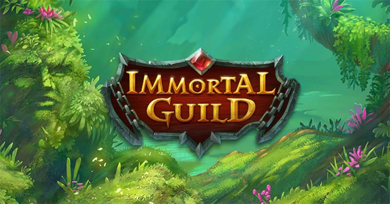 Immortal Guild Slot Logo