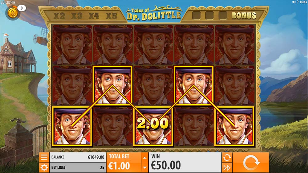Tales of Dr. Dolittle Slot - Highest Paying Symbol
