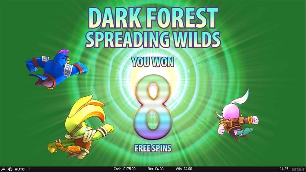 Wild Worlds Slot - Free Spins