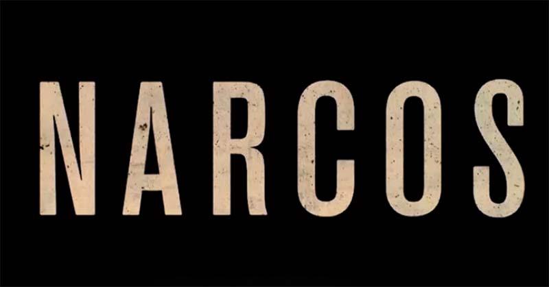 Narcos Slot Logo