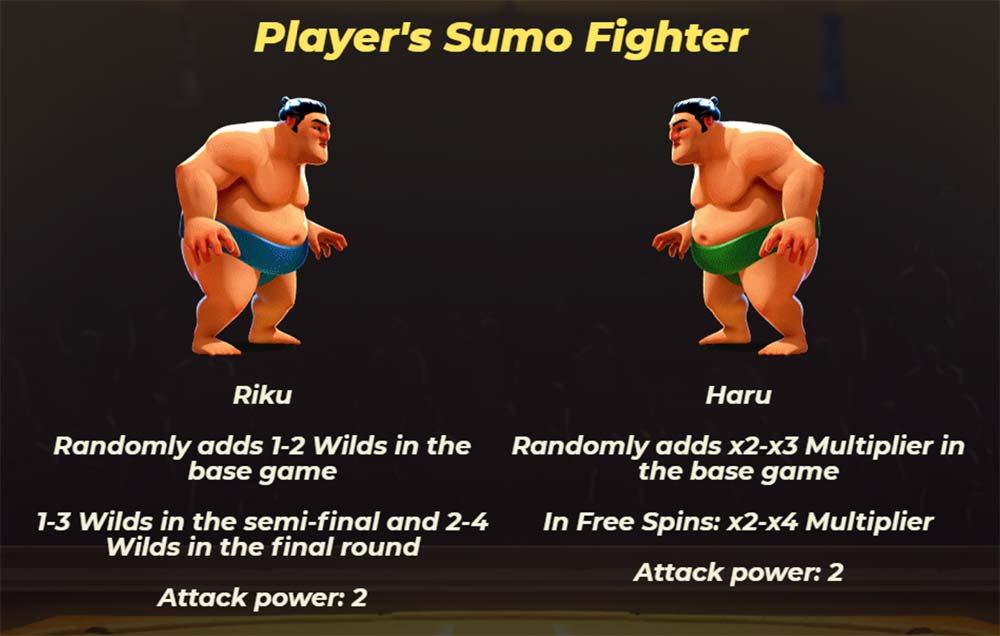 Yokozuna Clash - Sumo Wrestlers