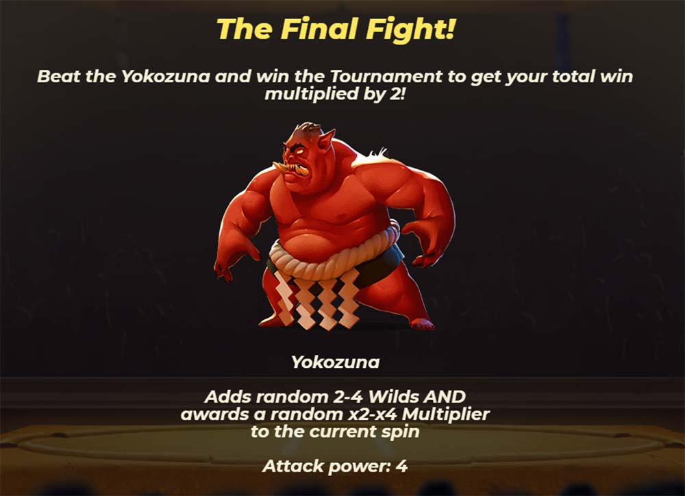 Yokozuna Clash - Final FIght