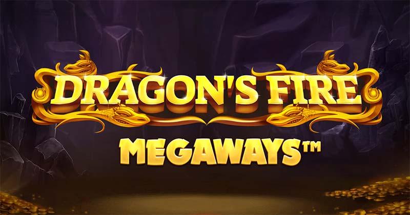 Dragon's Fire Megaways Slot Logo