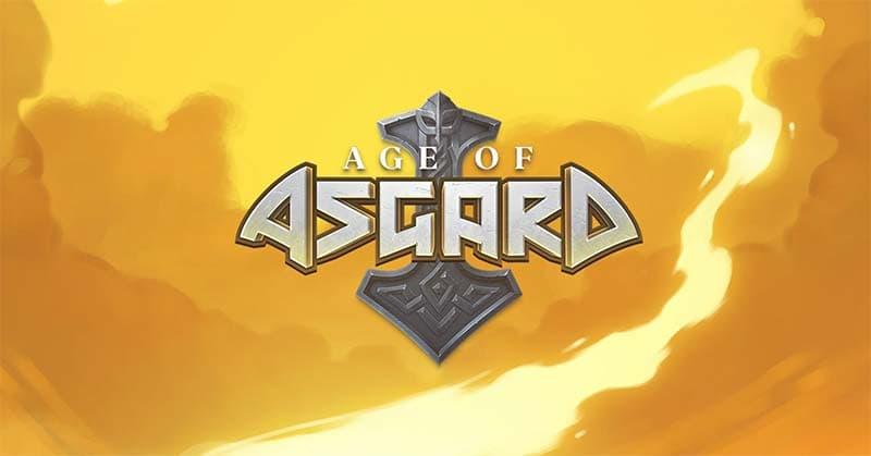 Age of Asgard Slot Logo
