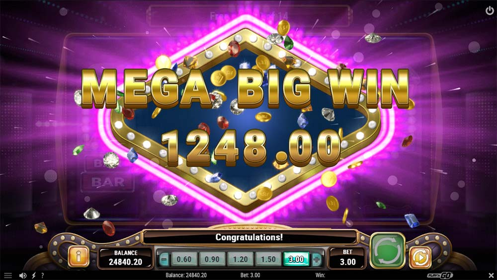 Big Win 777 Slot - Mega Big Win