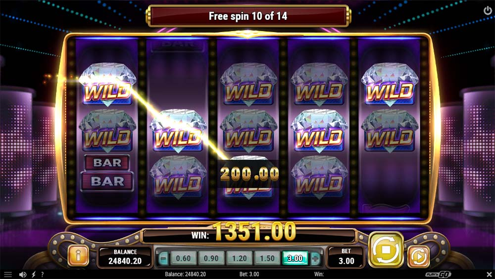 Big Win 777 Slot - Sticky Wilds