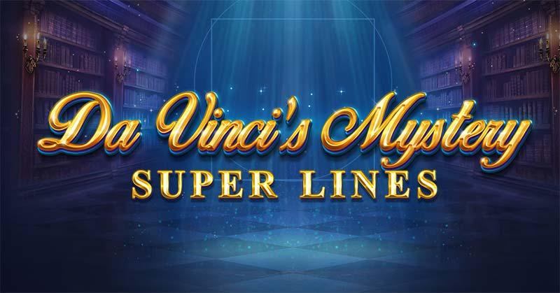 Da Vinci's Mystery Slot Logo