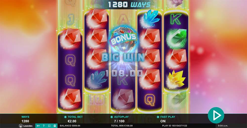 Gem Zone Slot - Big Win Base Game