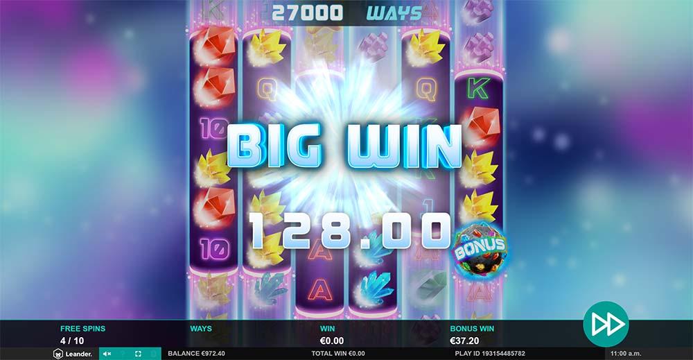 Gem Zone Slot - Big Win Bonus Round