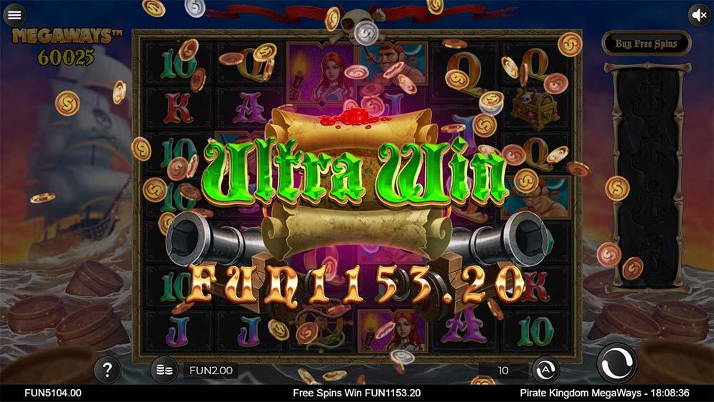 Pirate Kingdom Megaways Slot - Ultra Win