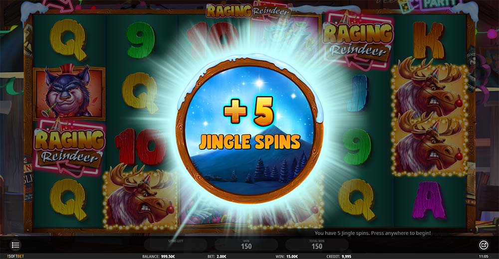 ISoftbet Bonus Slots - Wilds, Free Spins, Multipliers, And More