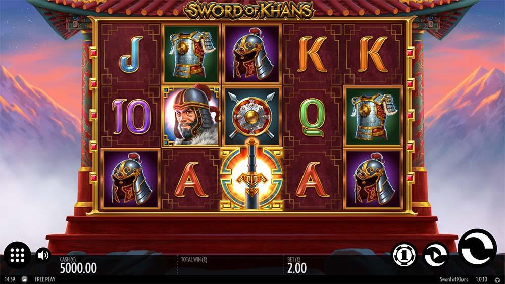 Sword of Khans Slot - Base Game