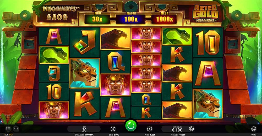 Aztec Gold Slots Games