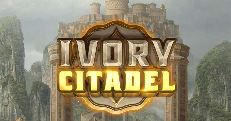 Ivory Citadel Slot Logo