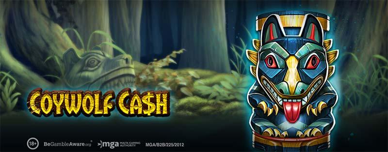 Coywolf Cash Slot Logo