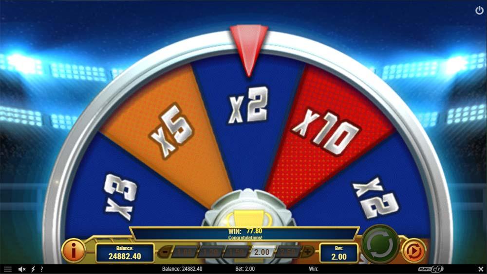 Wildhound Derby Slot -Race Won Multiplier Wheel