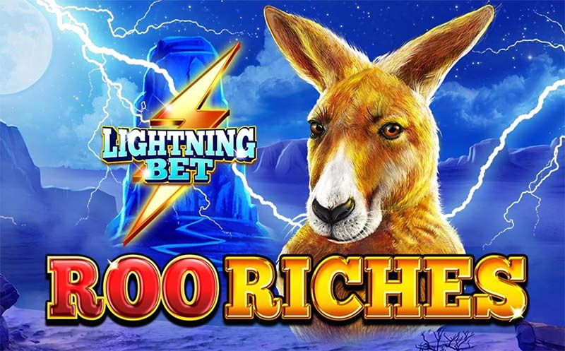 Roo Riches Slot Logo