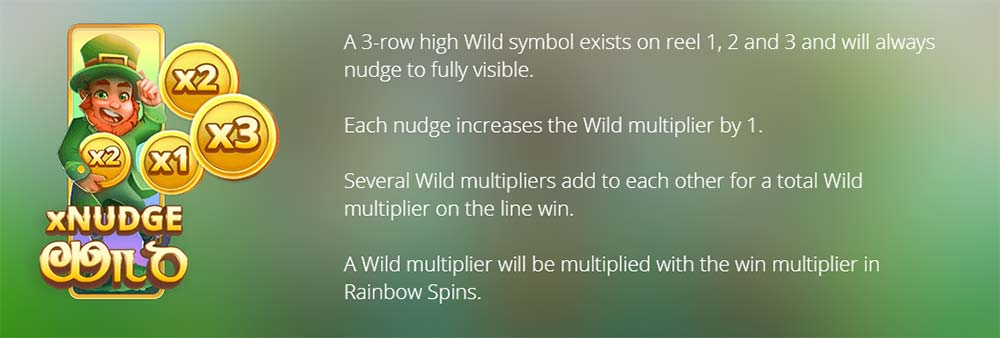 Gaelic Gold Slot - Nudge Wilds