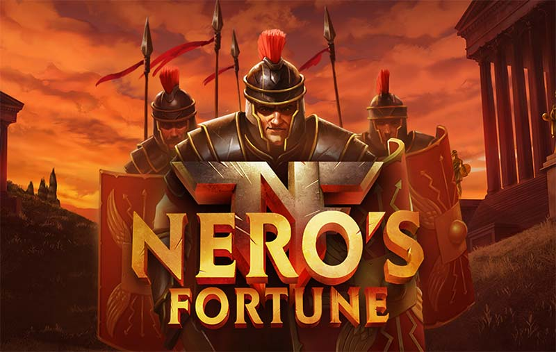 Nero's Fortune Slot Logo