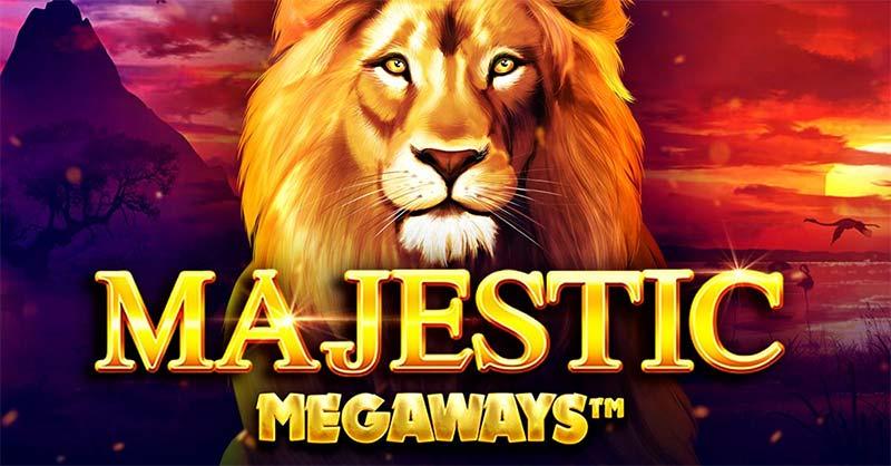 Majestic Megaways Slot Logo