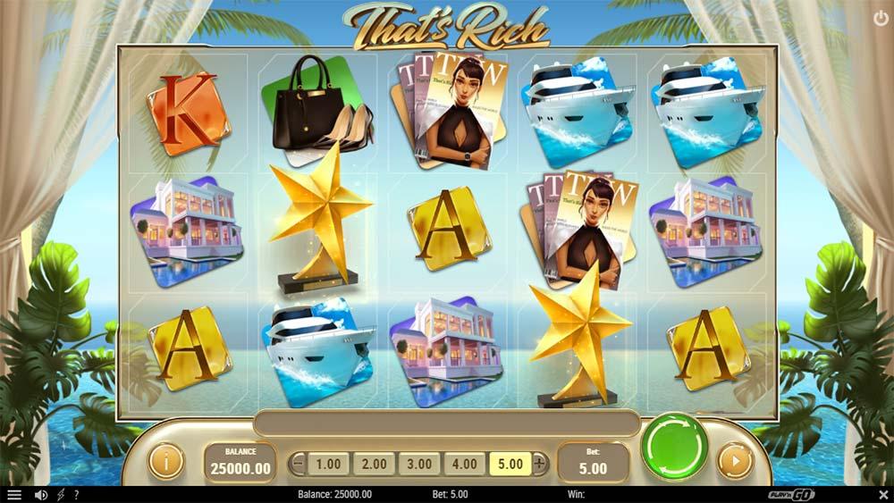 That's Rich Slot - Base Game